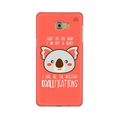 Koalifications Samsung C9 Pro Cover