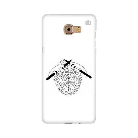Weaving Brain Samsung C9 Pro Cover