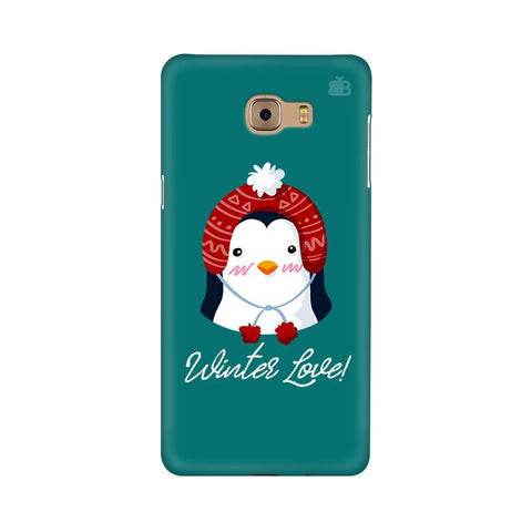 Winter Love Samsung C9 Pro Cover