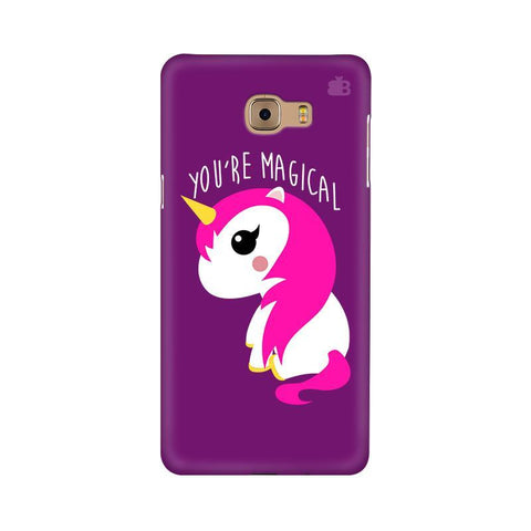 You're Magical Samsung C9 Pro Cover