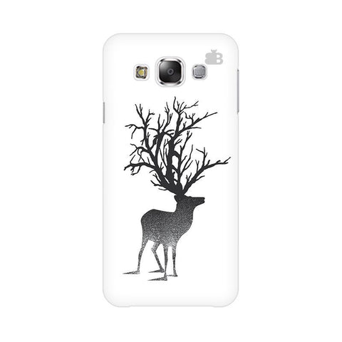 Abstract Deer Samsung E5 Cover