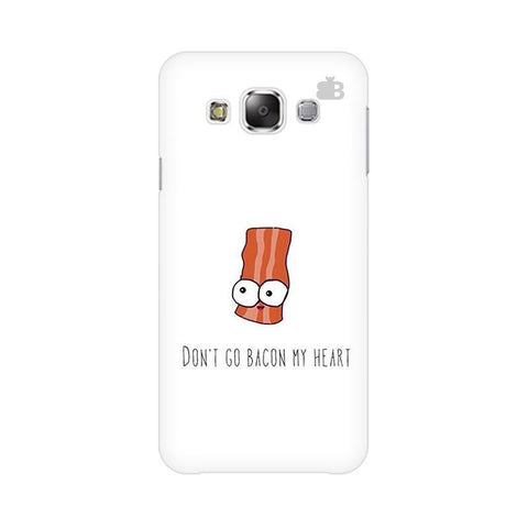 Bacon My Heart Samsung E5 Cover