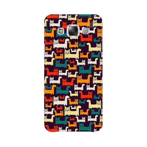 Chill Cats Samsung E5 Cover
