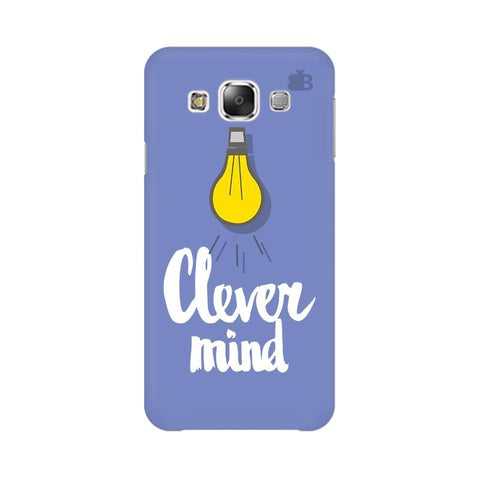 Clever Mind Samsung E5 Cover