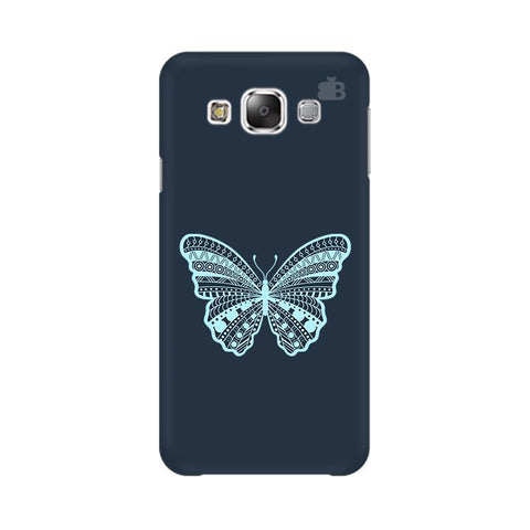 Ethnic Butterfly Art Samsung E5 Cover