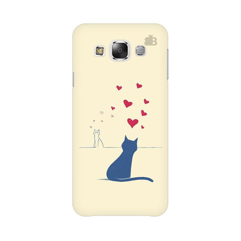 Kitty in Love Samsung E5 Cover