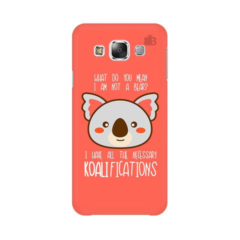 Koalifications Samsung E5 Cover