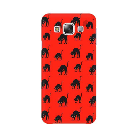 Scary Cats Samsung E5 Cover