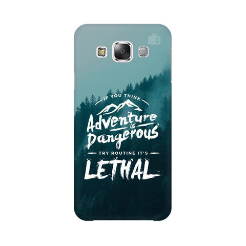 Adventure Samsung E7 Cover