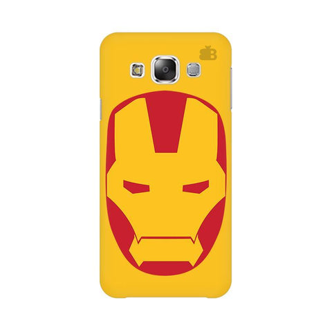 Angry Superhero Mask Samsung E7 Cover