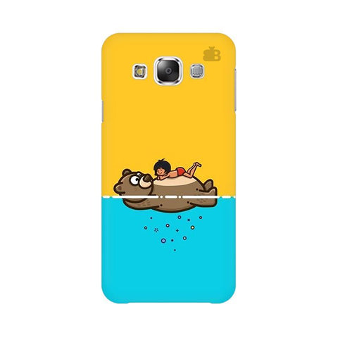 Baloo and Mowgli Samsung E7 Cover