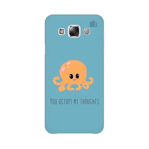 Octopi Thoughts Samsung E7 Cover