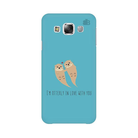 Otterly Love Samsung E7 Cover