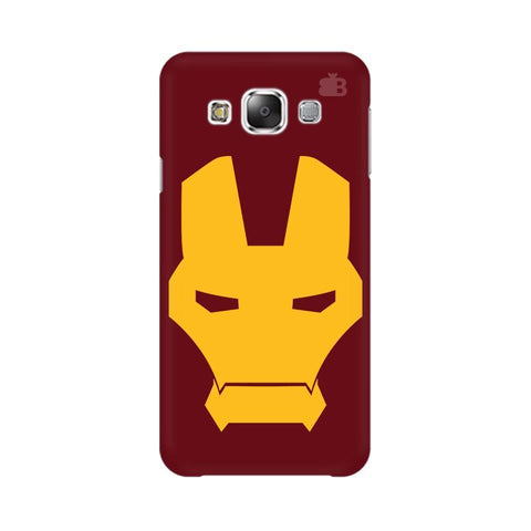 Superhero Mask Samsung E7 Cover