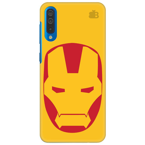 Angry Superhero Mask Samsung Galaxy A50 Cover