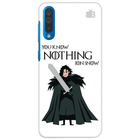 Badass Jon Snow Samsung Galaxy A50 Cover