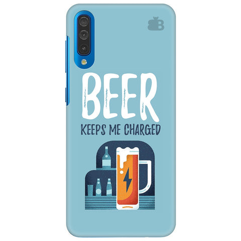 Beer Charged Samsung Galaxy A50 Cover