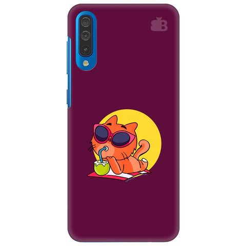 Cat & Coconut Samsung Galaxy A50 Cover