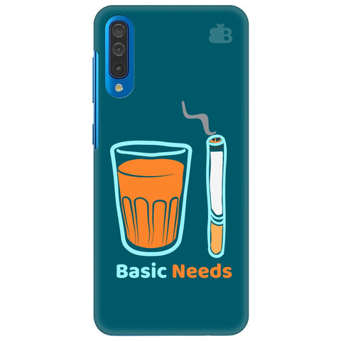 Chai Sutta Basic Samsung Galaxy A50 Cover