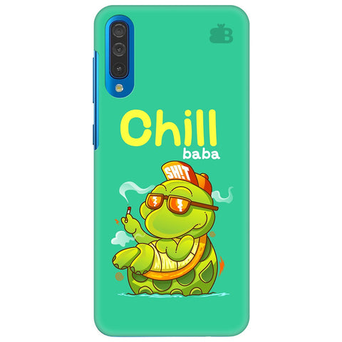Chill Baba Samsung Galaxy A50 Cover