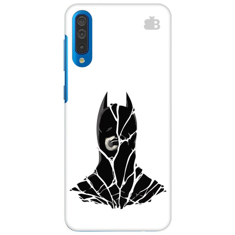 Cracked Superhero Samsung Galaxy A50 Cover