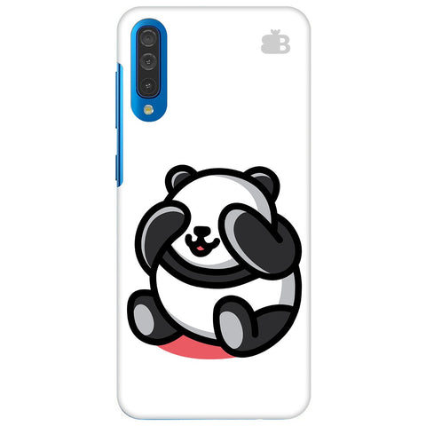 Cute Panda Samsung Galaxy A50 Cover