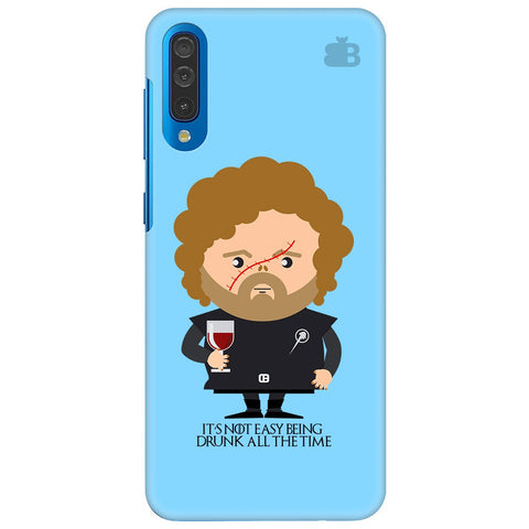Drunk All Time Samsung Galaxy A50 Cover