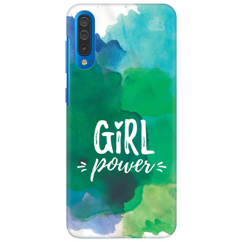 Girl Power Samsung Galaxy A50 Cover
