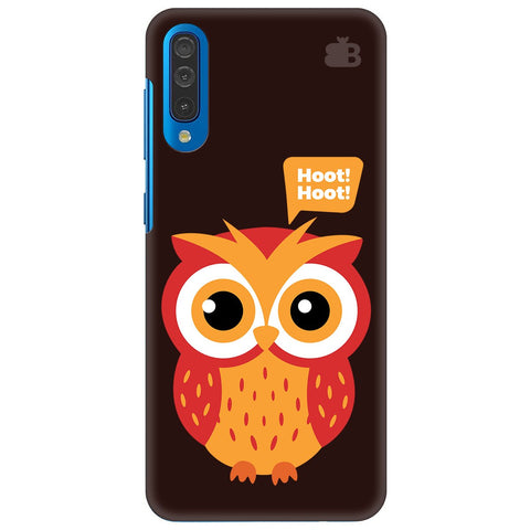 Hoot Hoot Samsung Galaxy A50 Cover