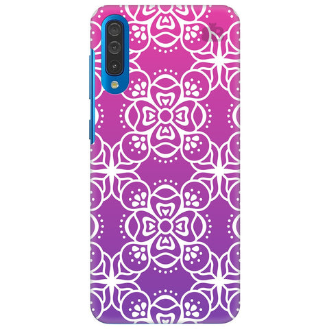 Indian Ethnic Art Samsung Galaxy A50 Cover