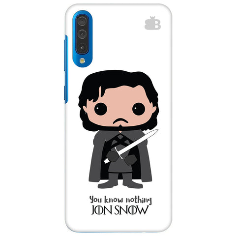Jon Snow Bobblehead Samsung Galaxy A50 Cover