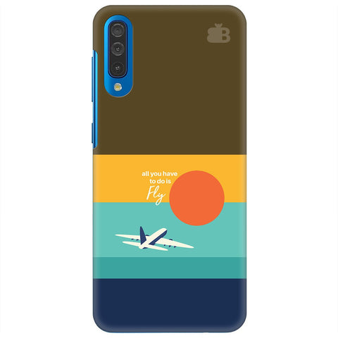 Just Fly Samsung Galaxy A50 Cover