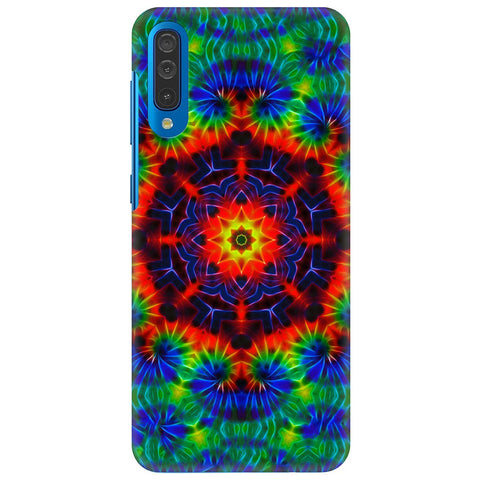 Kaleidoscope Die Samsung Galaxy A50 Cover