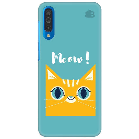Meow Samsung Galaxy A50 Cover