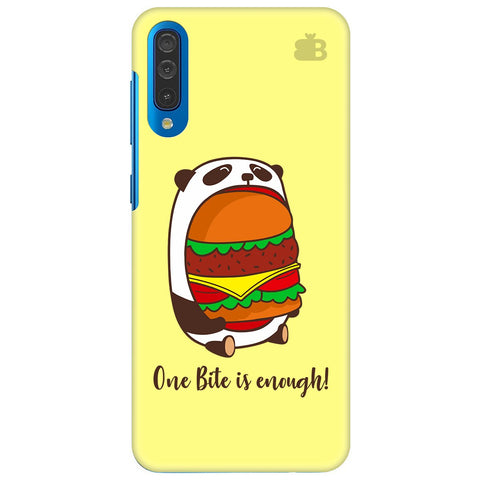 One Bite Samsung Galaxy A50 Cover