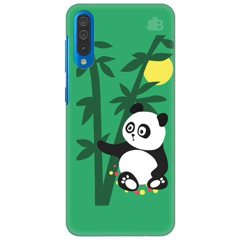 Panda In Woods Samsung Galaxy A50 Cover