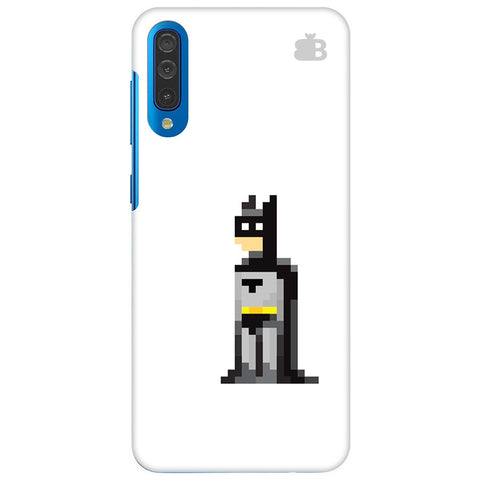 Pixelated Superhero Samsung Galaxy A50 Cover