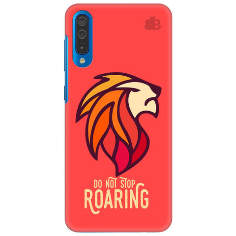 Roaring Lion Samsung Galaxy A50 Cover