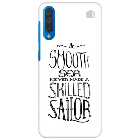 Skilled Sailor Samsung Galaxy A50 Cover