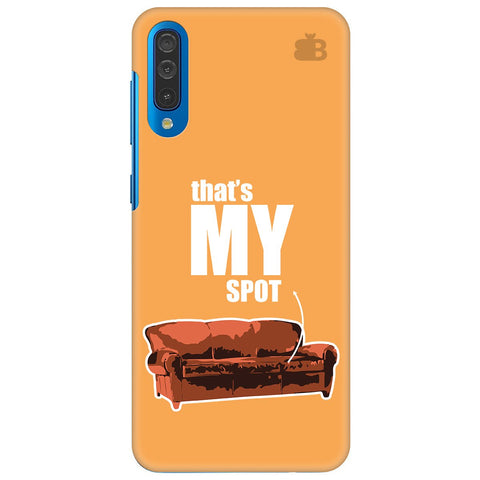 That S My Spot Samsung Galaxy A50 Cover
