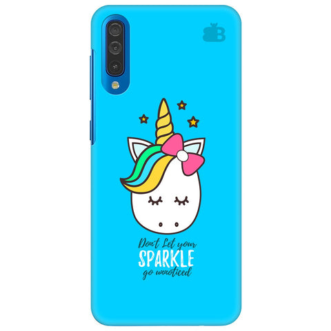 Your Sparkle Samsung Galaxy A50 Cover