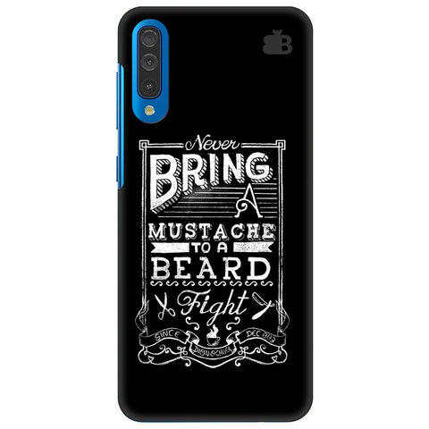 Beard Fight Samsung Galaxy A70 Cover