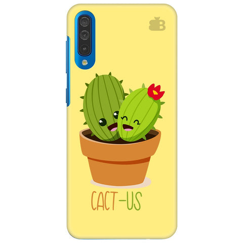 Cact-Us Samsung Galaxy A70 Cover