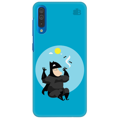 Chllin Superhero Samsung Galaxy A70 Cover