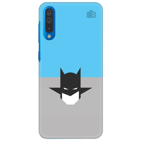 Cracked Maskman Samsung Galaxy A70 Cover
