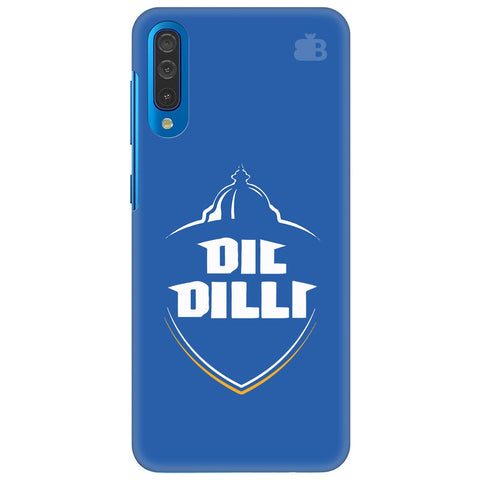 Delhi Capitals Samsung Galaxy A70 Cover