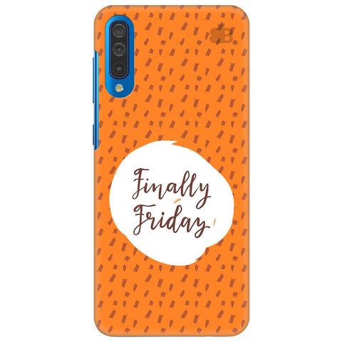 Finally Friday Samsung Galaxy A70 Cover