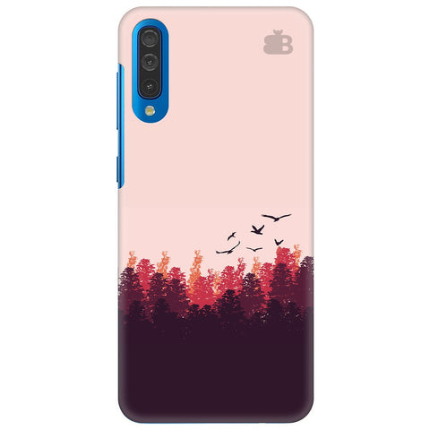 Forest Samsung Galaxy A70 Cover