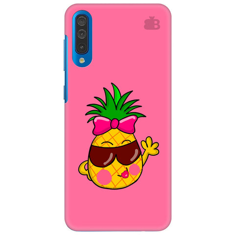 Funky Pineapple Samsung Galaxy A70 Cover