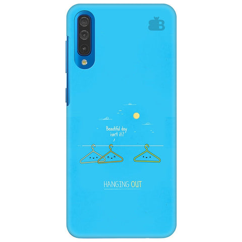 Hanging Out Samsung Galaxy A70 Cover